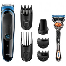 Braun Multi Grooming Kit MGK3045 – 7-in-1 precision trimmer for beard and hair styling