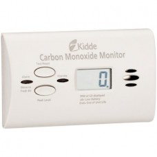 Kidde Ultra-Sensitive Battery Powered Carbon Monoxide Monitor KN-COU-B