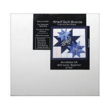 Artsi2 Quilt Board 12x12 Snowflakes