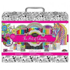 Art Of Coloring Adult Coloring Case