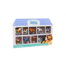 Dreamworks Spirit Riding Free Mini Horse Collection