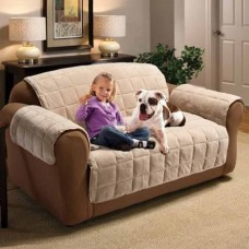 Innovative Textile Solutions Plush Loveseat Protector