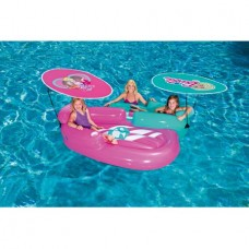 Barbie Sporty Inflatable Pool Lounge