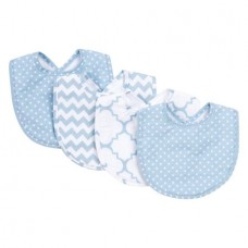 Blue Sky 4 Pack Bib Set