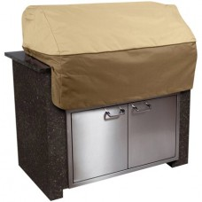 Classic Accessories Veranda Island Barbecue BBQ Grill Top Patio Storage Cover, Up to 57 Wide, Large