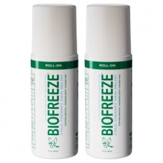 Biofreeze 3oz Roll-On Twin Pack - Green