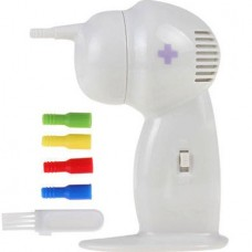 Electric Cordless Ear Wax Safe Cleaning Vacuum Tool For Safe Ear Cleaning